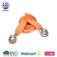 Synthetic Emergency car truck Nylon winch rope