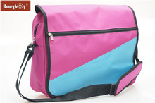 polyester wholesale best messenger bag for college
