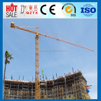 TC5613 tower crane building construction equipment