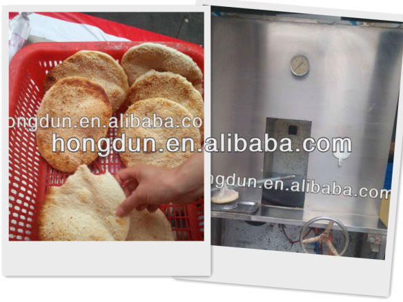 HD Bread Crumb Electrode baking oven
