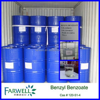 Farwell Benzyl Benzoate 99% BP Grade
