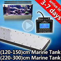 2016 New Product dimmable Programmable Led Aquarium Lighting
