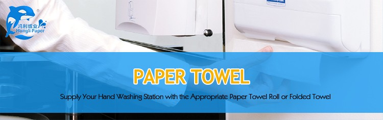industrial paper hand towel roll