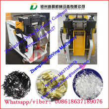 Silk Glassfiber Yarn Short Size Chop Cutting machine