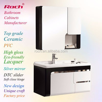 ROCH 8019 Simple Design Wooden Fashion Bathroom Cabinet