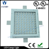Taobao price bridgelux led 70w canopy led light, led garage light
