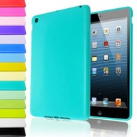 Colorful Cover Soft TPU Case For Apple iPad Mini 3