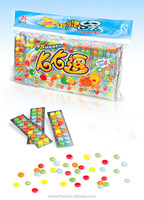 Hit won Milk beans candy tablet candy pressed colorful candy