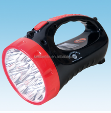 Factory Supply High Power Emergency tactical led flashlight
