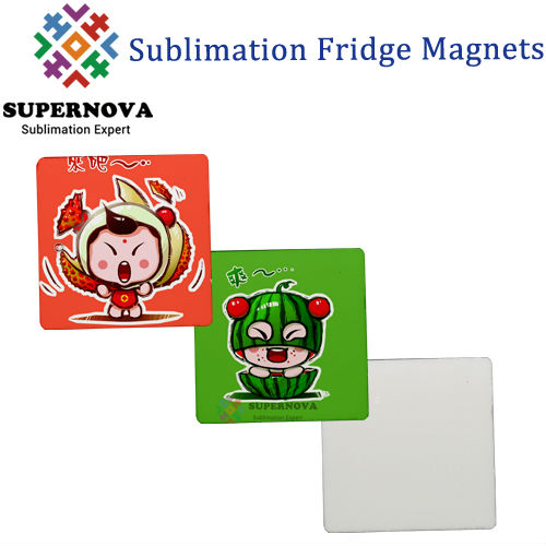 3D Custom Fridge Magnet ,Blank Fridge Magnet ,Mdf Fridge Magnet
