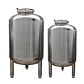 5000 liters stainless steel water storage tank for bottle water factory
