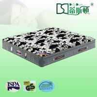 Double Sided Bonnel Spring Plush Bed Mattress