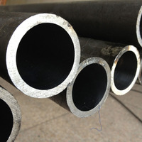 Manufacture Honing Round Seamless Alloy Steel Pipe