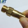 OEM ODM male threaded flexible water hose mechanical quick Barb Couplings