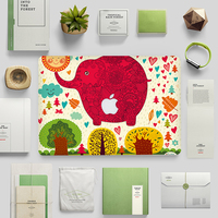 Welcome OEM custom design order for vinyl air macbook air computer skins
