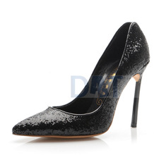 DHT Pointed toes high heel women pump shoes