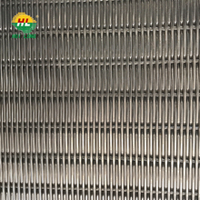 architectural & Decorative Metal Brass Wire Mesh Screen Wall