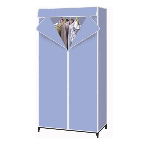 Simple Designs Bedroom Wardrobe Clothes Storage Cabinet