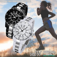 OHSEN FG0736 Hot Sale Quality Brand Lady Sport Watch Waterproof Branded American Sports Watche