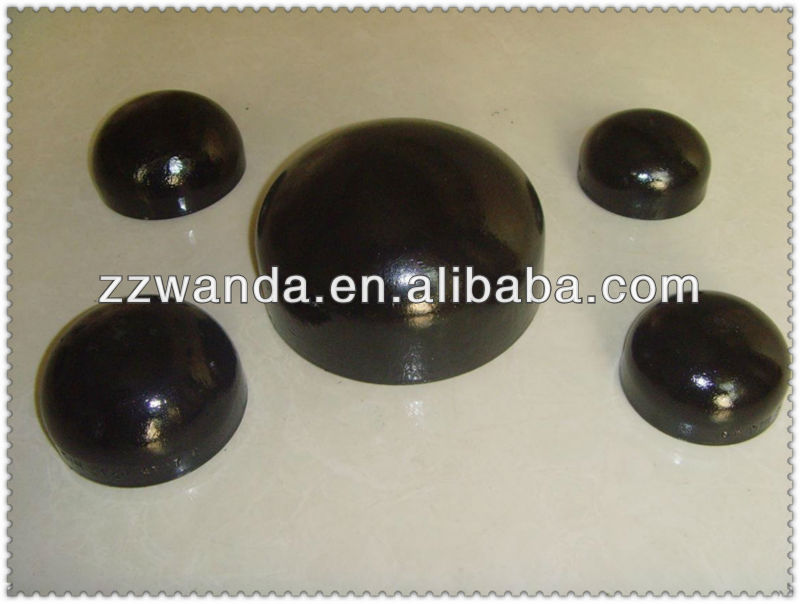 2013 Good Quality Pipe cap ASTM pipe fittingsbutt weld carbon steel pipe cap