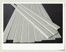 thermal insulation non-conductive roman shade glass fibre rod