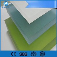 100% raw material plexiglass sheets cutting board milky white frosted acrylic sheet