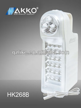 multifunctional automatic long standby high brightness Emergency lamp