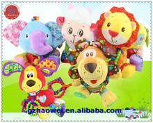 Baby coachfellow animal musical plush toys