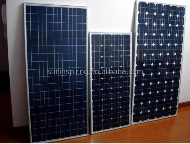 2017 high efficiency solar world top quality best price mono 270w solar panel