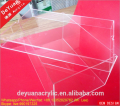 Transparent Plexiglass Acrylic Rectangle Shoe Sneaker Box
