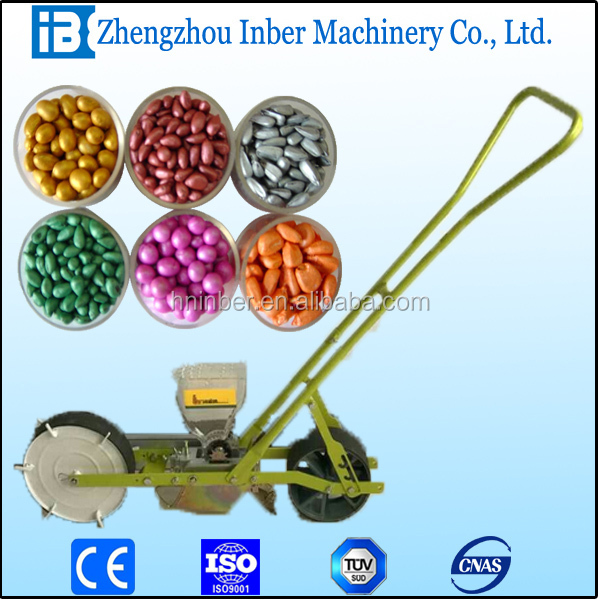 Carrot seeder / manual vegetable seed planter