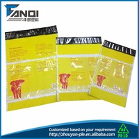 Co-extruded Poly Mailer/Clear Plastic Mailing Bags Custom Logo Plastic
