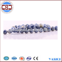 Best selling Fashion round jade bead jewelry Accessories bead ,stone bead