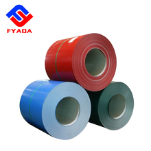 color heating insulation coated steel strip coil
