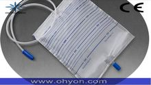 China manufacturer Cheap good quality Medical disposable pvc urinary drainage bag
