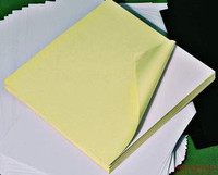 Photo album/book adhesive rigid PVC inner sheets/pages