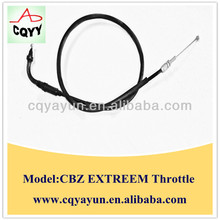 Japanese motorcycle CBZ extrem throttle cable