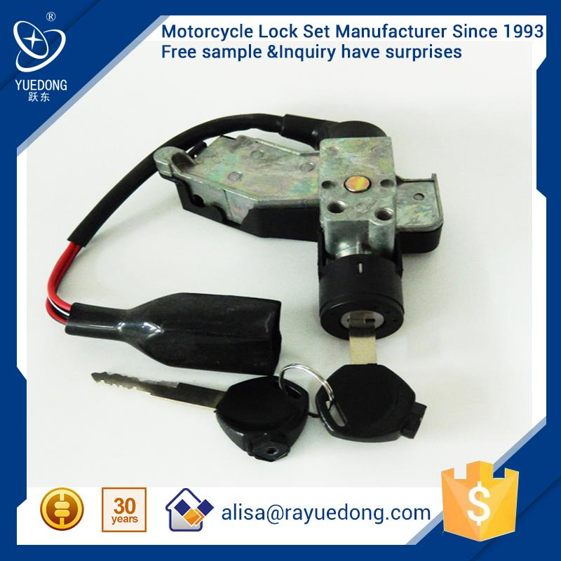 YUEDONG Motorcycle Harley Lock Set With High Quality Competitive Price