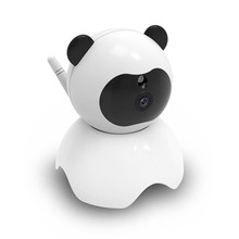 HD Panda style baby monitor camera 720P Infrared Night vision Security IP Camera