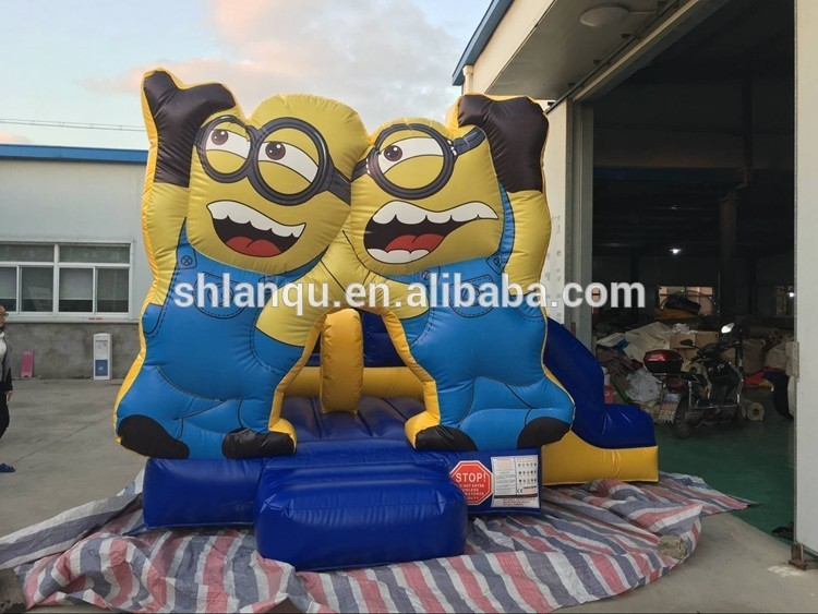 Minions inflatable bouncer inflatable jumper adult bouncer