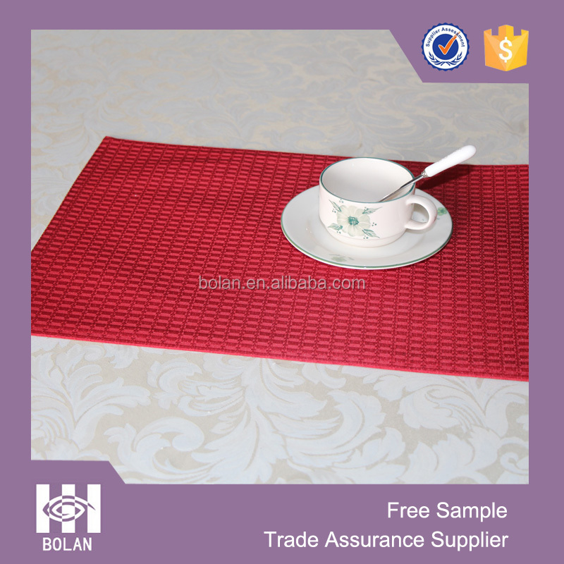 TOP ONE Latest design polyester table runner for dining room