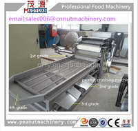 relaible quality chopping and grading machine for peanut with CE ISO