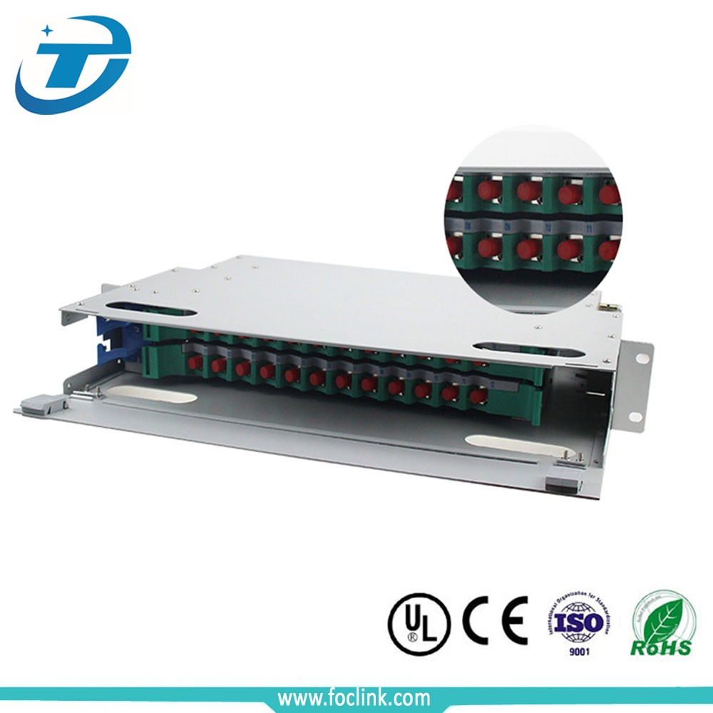 24 port wall mount ODF