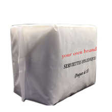 competitive price free sample high quality herbal medicated sanitary napkin manufacturer from china