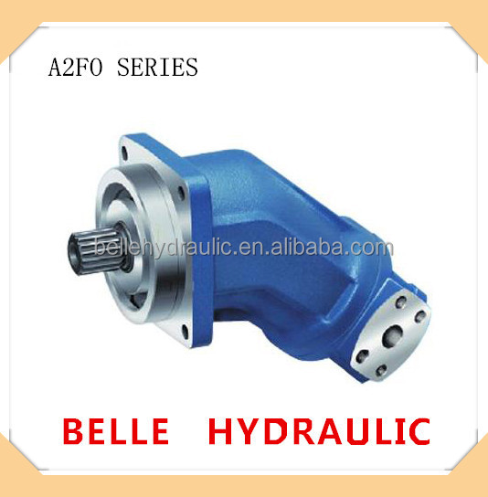 China Made High Quality Rexroth A2FO28 fixed displacement bent pump