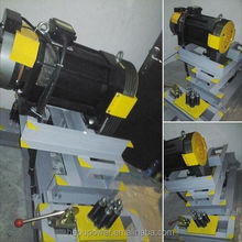 630kg elevator gearless traction machine room less elevator