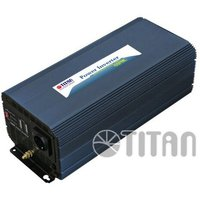 DC to AC 2500W modified sine wave 12V 24V GFCI camping car power inverter