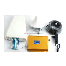 Home cell phone CDMA GSM DCS WCDMA 2g 3g 4g mobile signal booster repeater