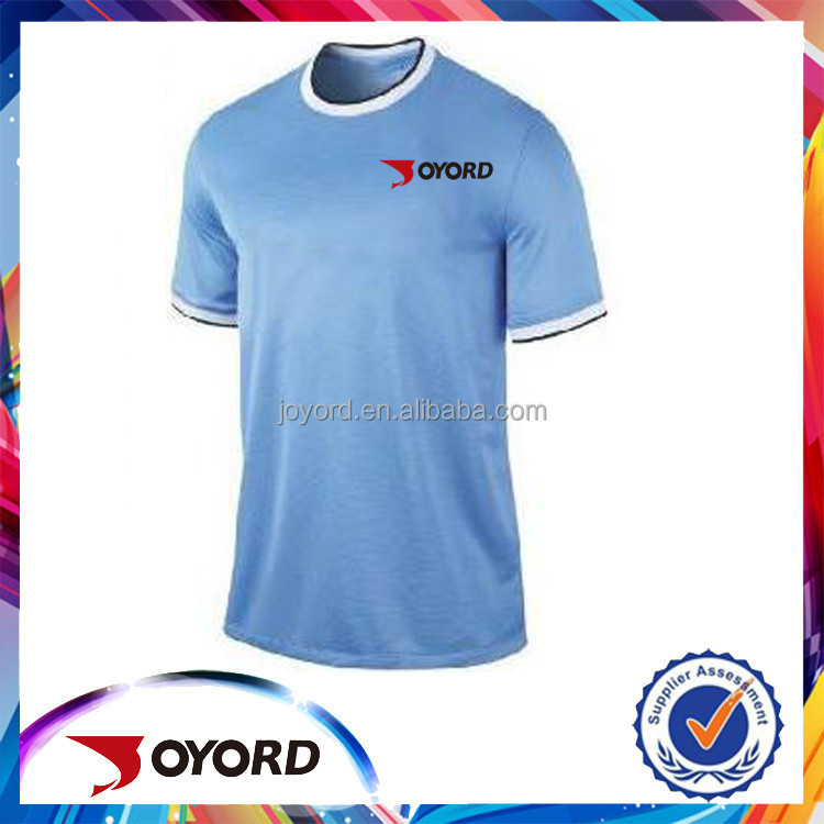 On sale soccer jersey maker with colorful pattern custom yourself