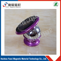 360 Degree Rotating Magnetic Phone Holder for Car